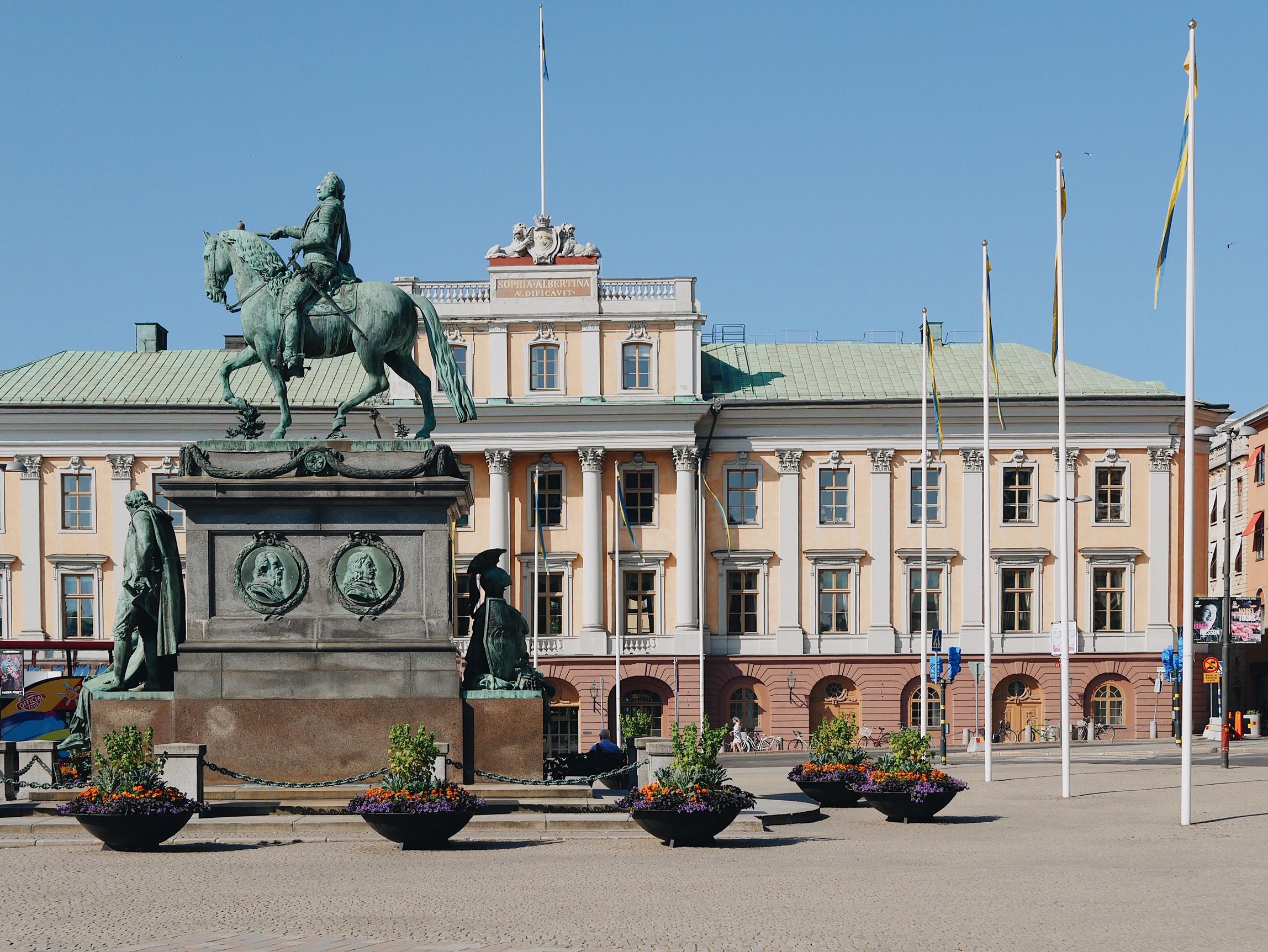 Un weekend estival à Stockholm