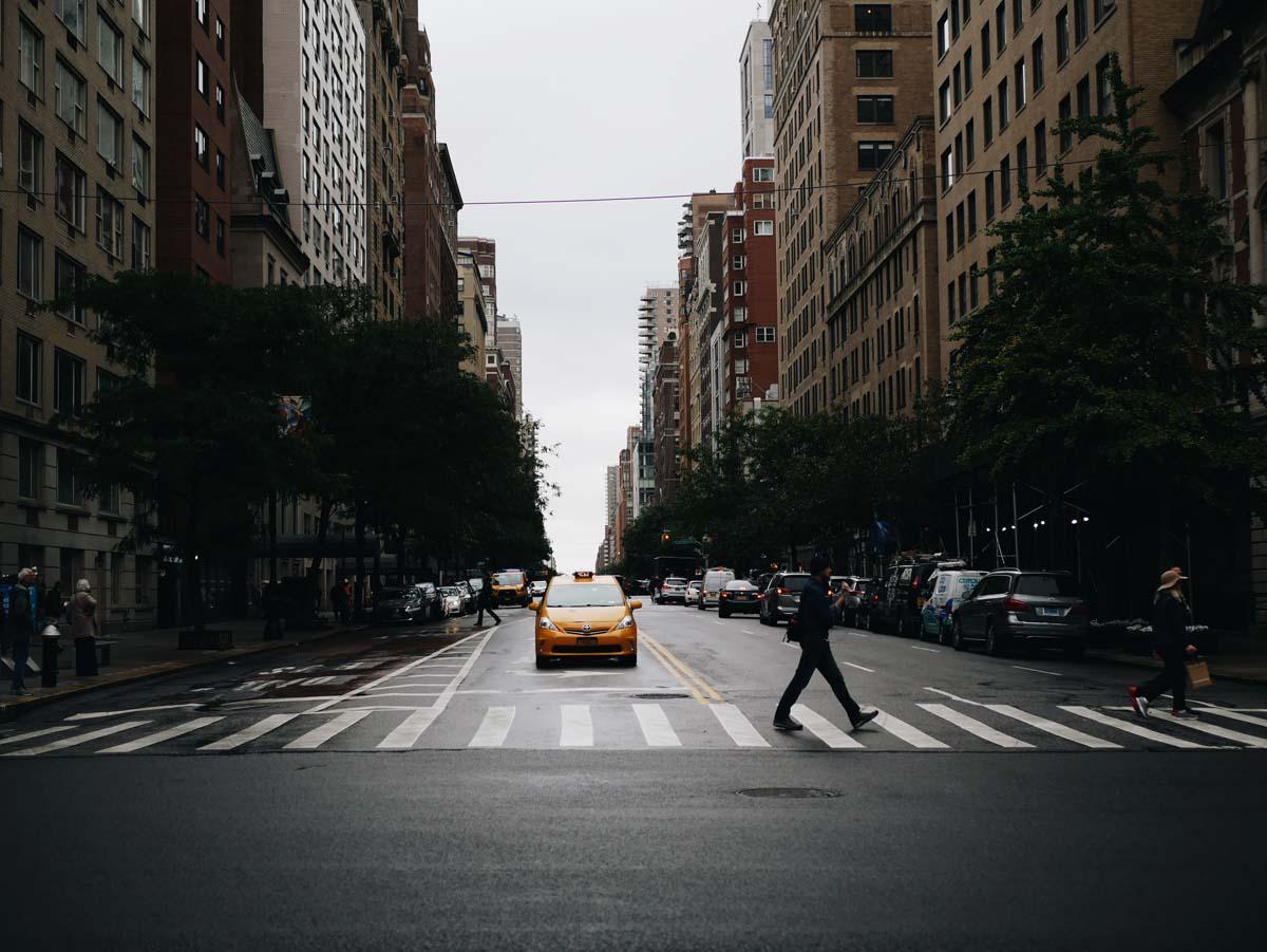Une semaine à New-York